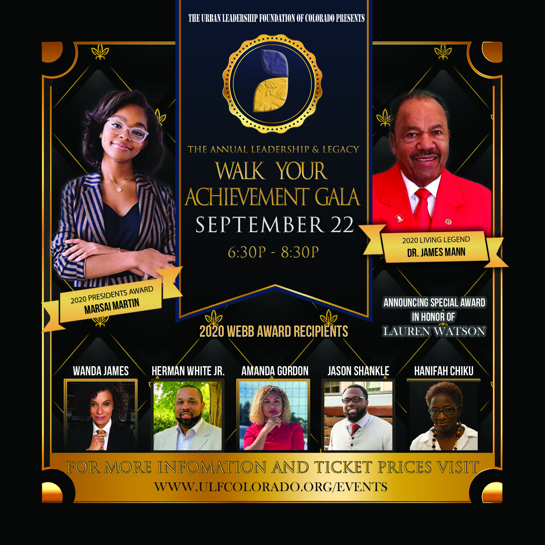 Walk Your Achievement Gala 2020