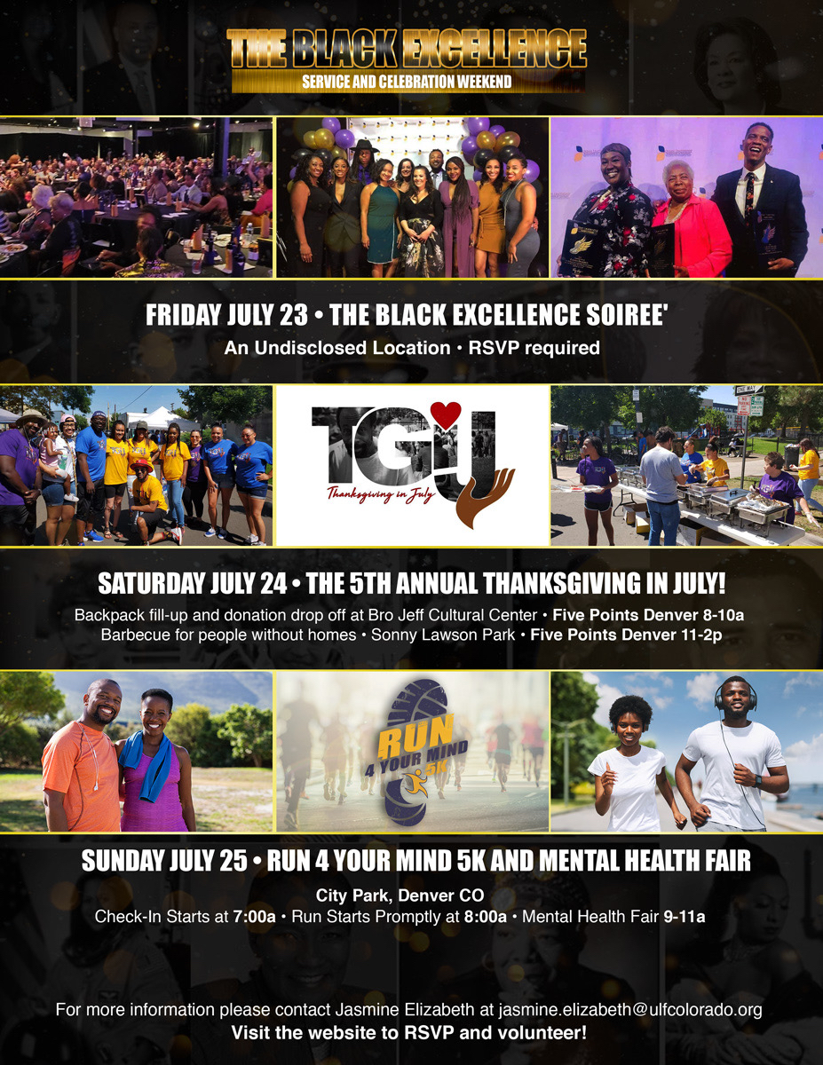Black Excellence Weekend 2021